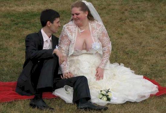 los vestidos de novia mas feo y ordinarios que se han visto jamas 3