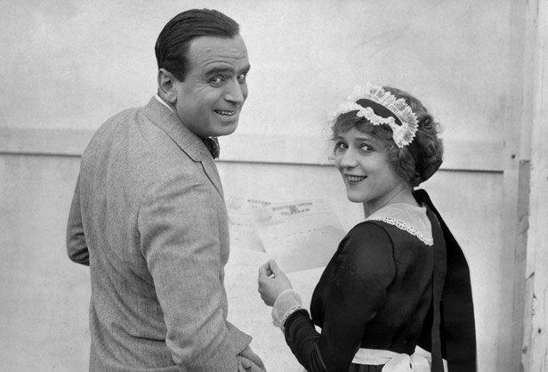 La pareja de actores lanzaron a la fama al restaurante Alfredo y a su salsa