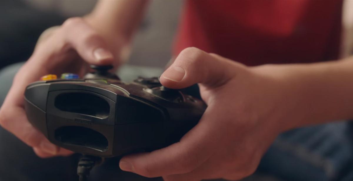 Player Two nos muestra como los videojuegos también nos acercan a los que más queremos