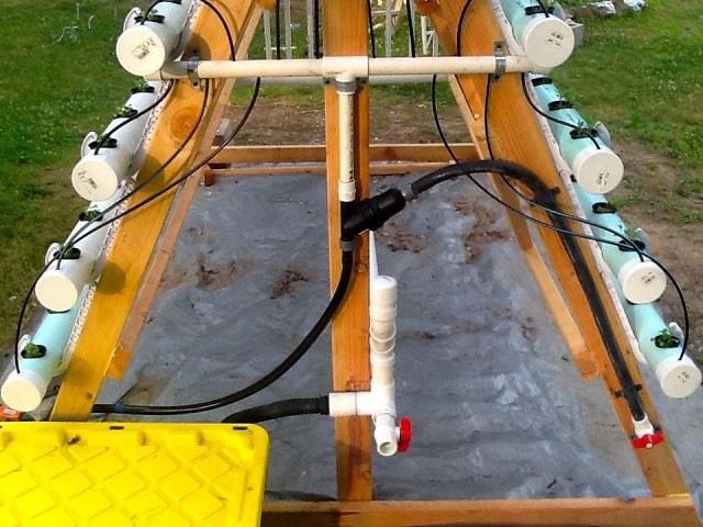 sistema hidroponico en casa 7