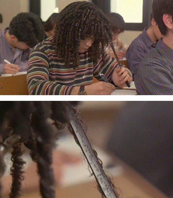 tecnicas ingeniosas para copiar en los examenes 5