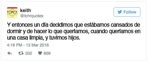 tweets sobre niños escritos por papa y mama 17