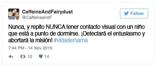 tweets sobre niños escritos por papa y mama 7