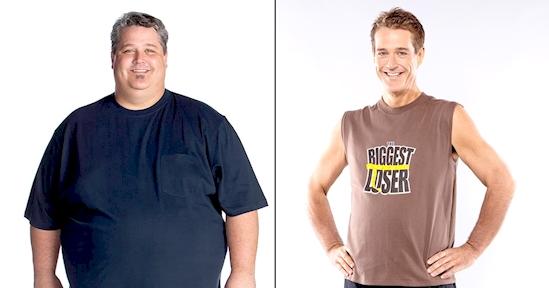 Danny Cahill, ganador de la edición de 2009 y la persona que más kilos ha perdido en la historia del programa, bajó 108 kg en siete meses. Ya ha recuperado 47 kilogramos y la suma sigue en aumento a pesar de sus esfuerzos por mantenerse.