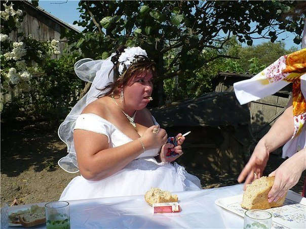 así son las bodas en Rusia y en Ucrania 17