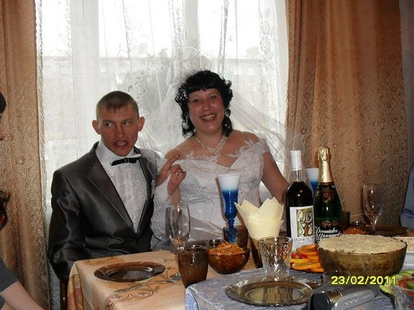 así son las bodas en Rusia y en Ucrania 18