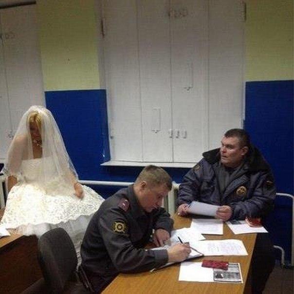 así son las bodas en Rusia y en Ucrania 22
