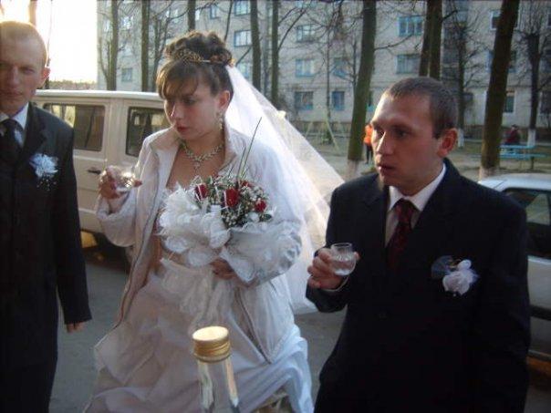 así son las bodas en Rusia y en Ucrania 7
