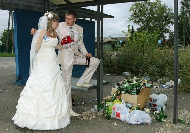 así son las bodas en Rusia y en Ucrania 8