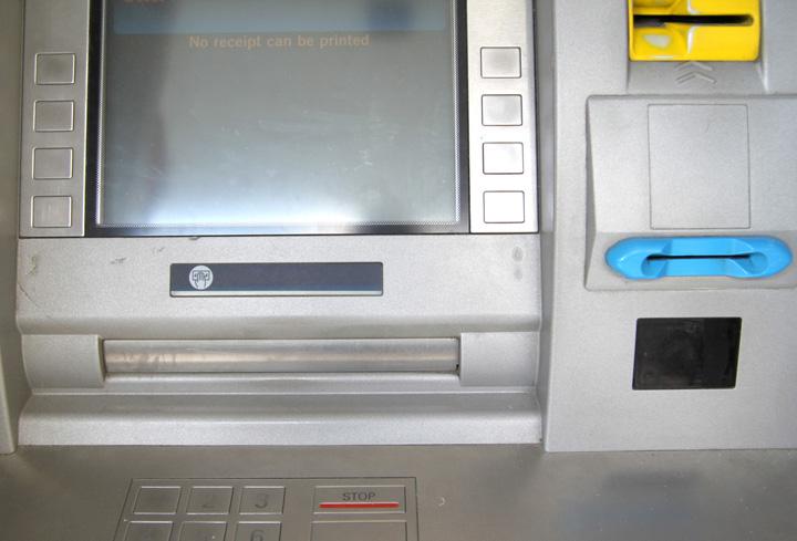 cajeros automaticos modificados por ladrones 11