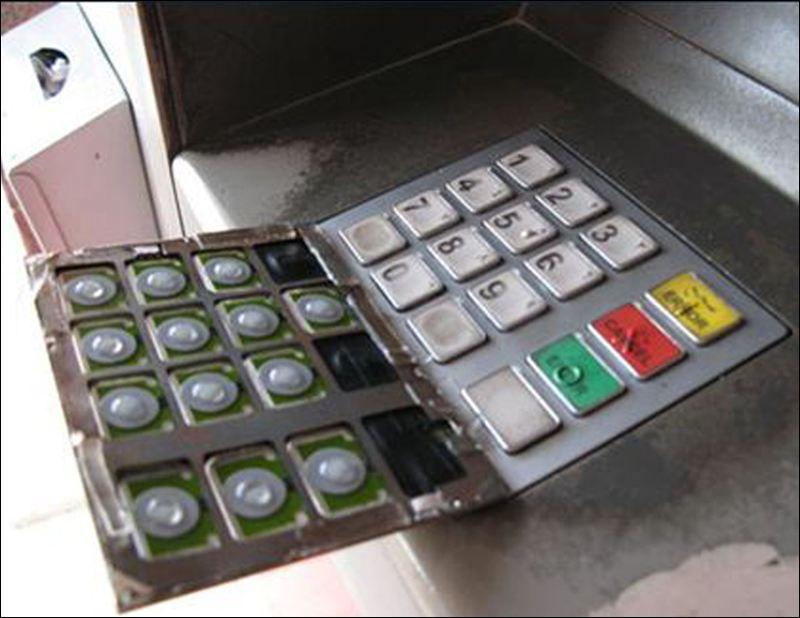 cajeros automaticos modificados por ladrones 8