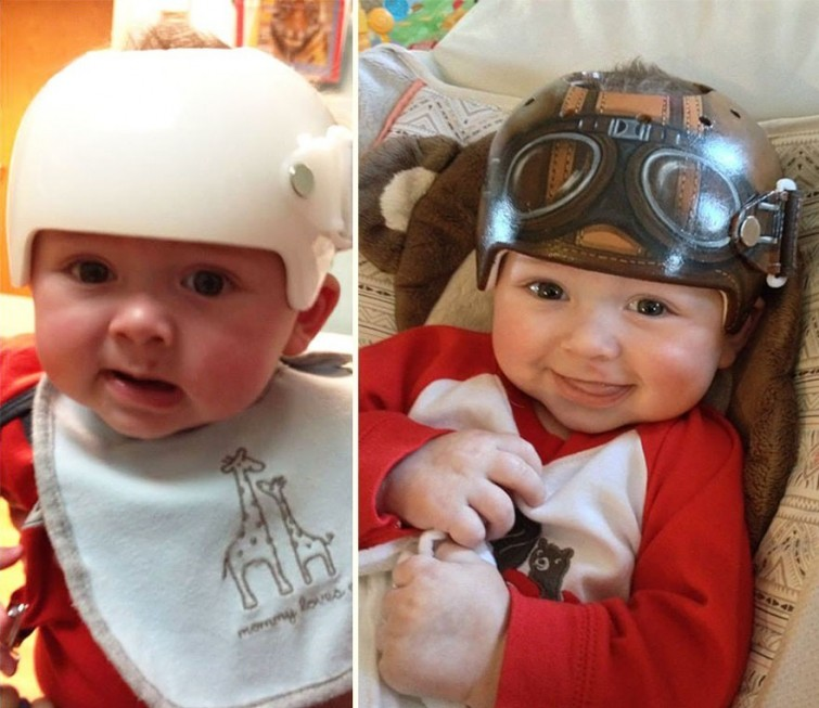 cascos bebe arte 2