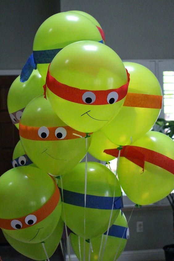 como decorar una fiesta de cumpleaños de forma tematica y barata 2