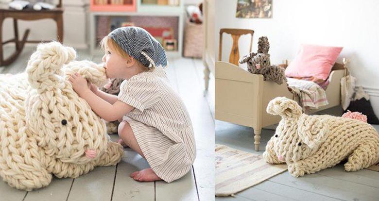 7 preciosos diseños de punto que puedes tejer sin agujas - La voz ...