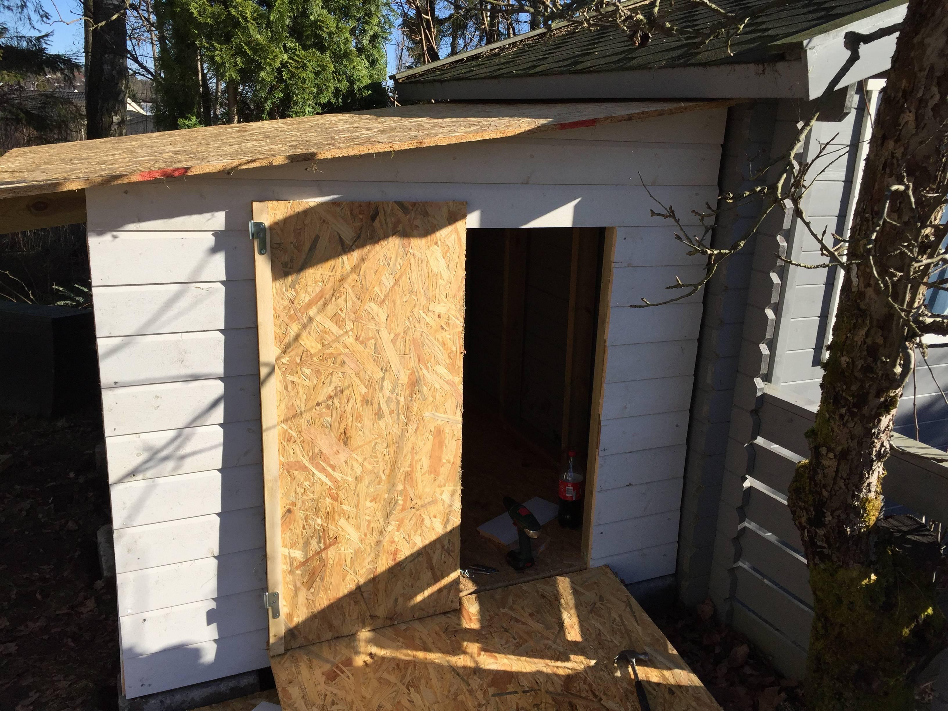 construye un garaje para su hijo 10