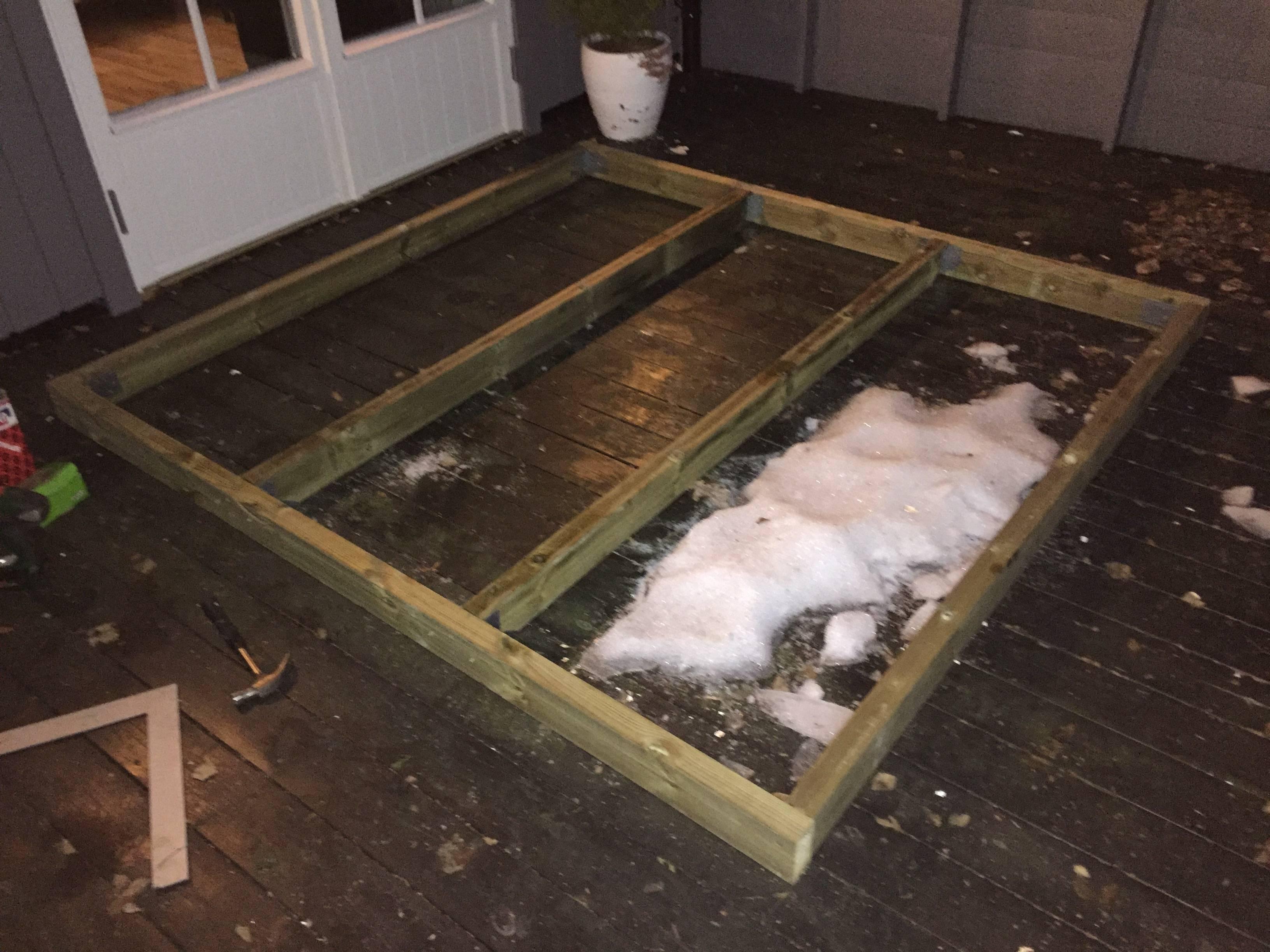 construye un garaje para su hijo 2