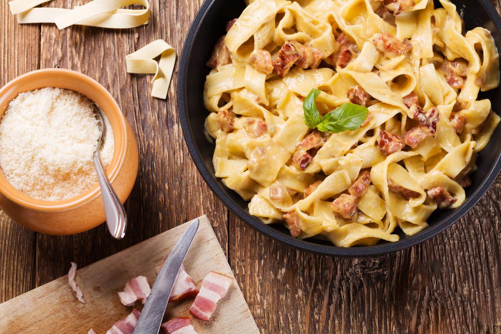 espaguetis carbonara 2