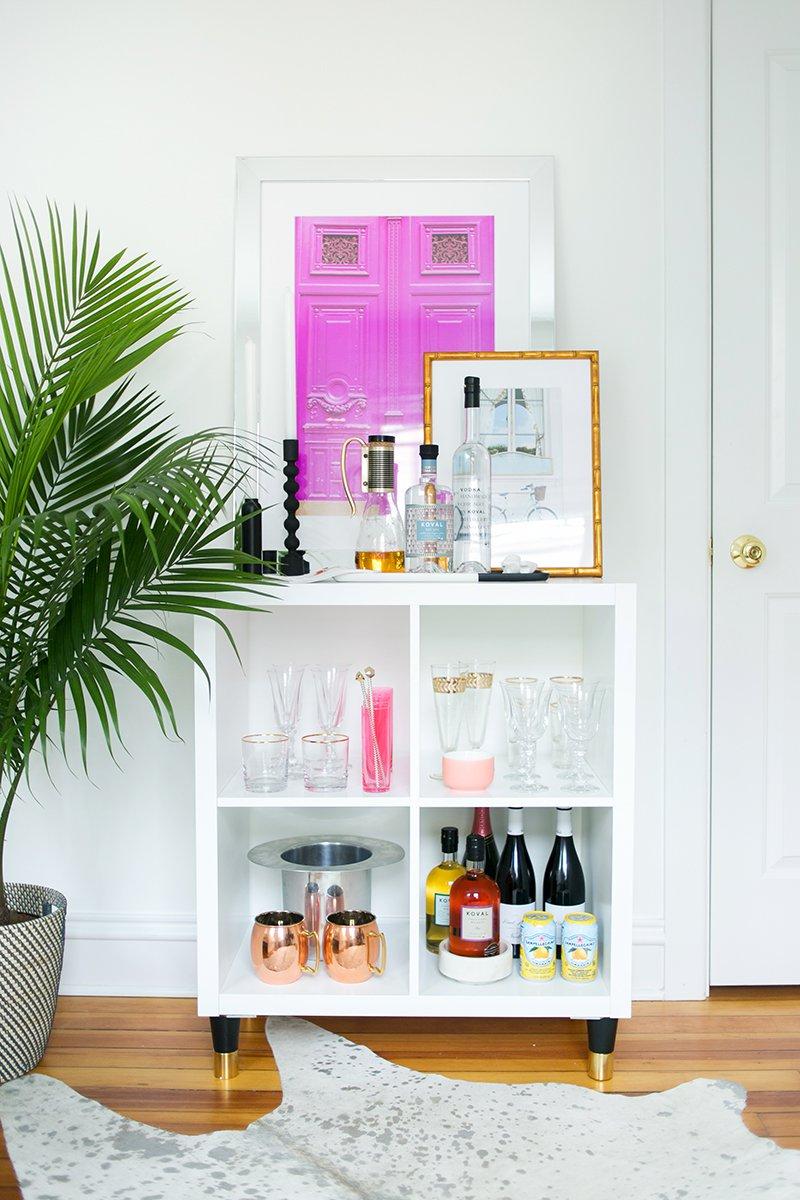 19 magníficas ideas para decorar tu casa utilizando estanterías de ...