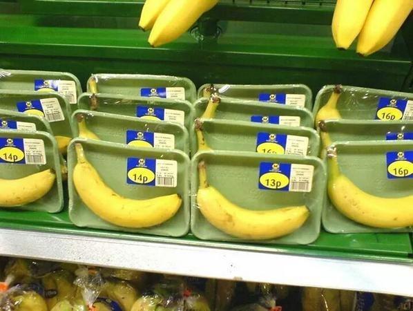 frutas y verduras envueltas innecesariamente en plastico 2
