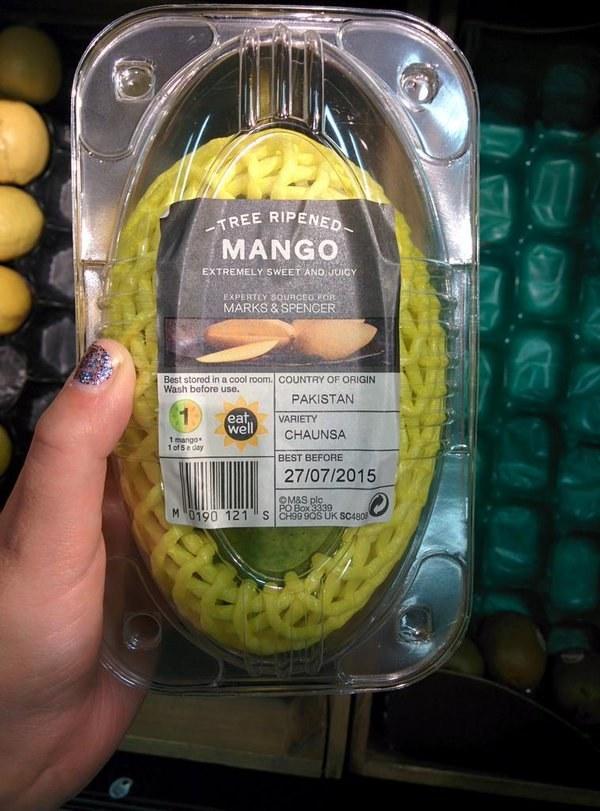 frutas y verduras envueltas innecesariamente en plastico 6