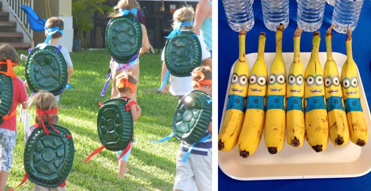 Ideas para organizar fiestas de cumplea os tem ticas - Ideas originales para fiestas de adultos ...