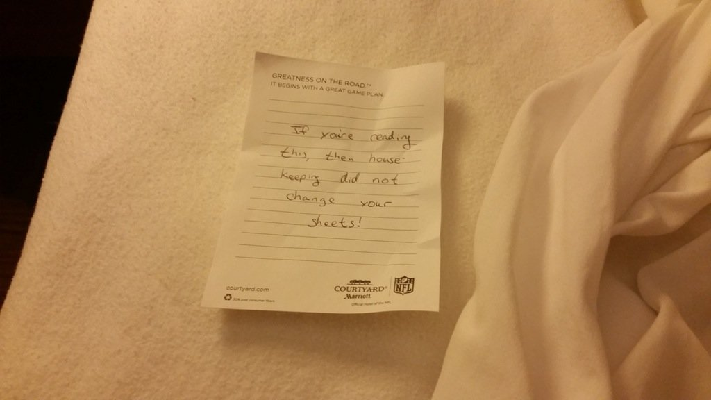 nota hotel