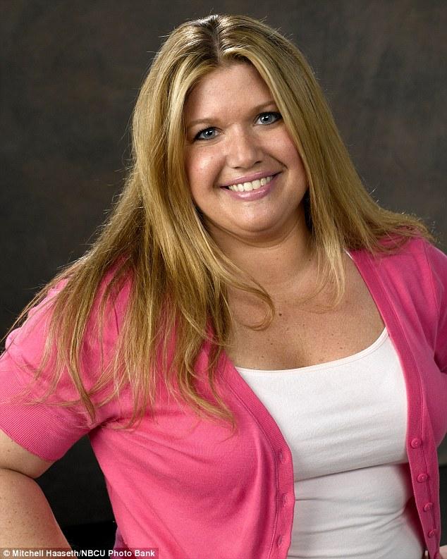 Ahora Suzanne continua ganando peso a pesar de seguir dieta y hacer ejercicio. Su metabolismo ha quedado dañado.