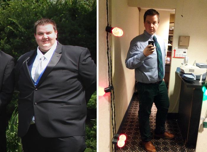 perdida peso 16