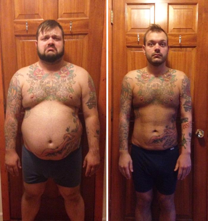perdida peso 17