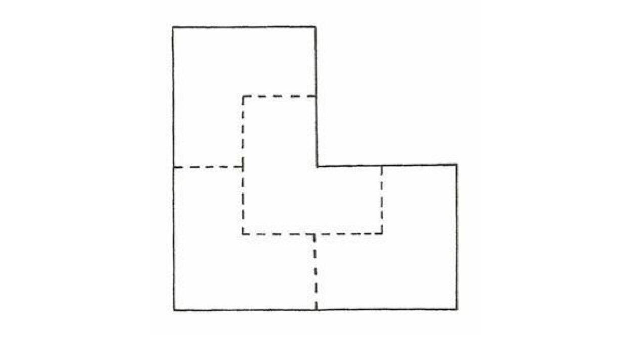 solucion puzzle pieza geometrica