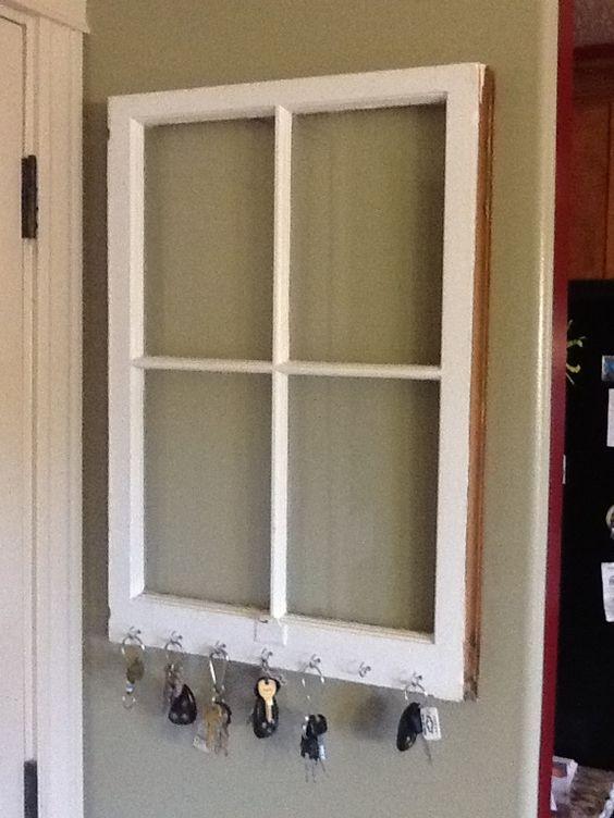 25 maneras de reutilizar llas puertas de ventanas viejas 14