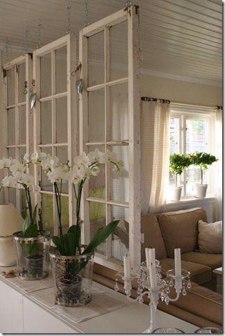 25 maneras de reutilizar llas puertas de ventanas viejas 19