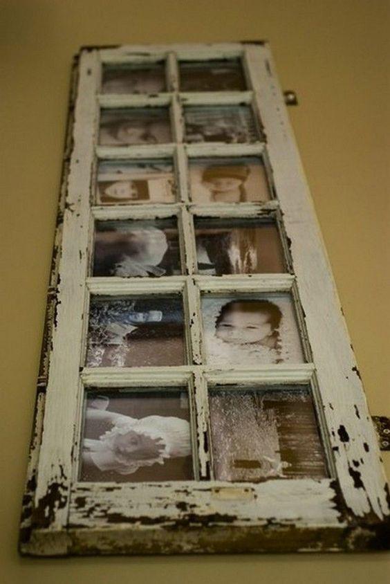 25 maneras de reutilizar llas puertas de ventanas viejas 20