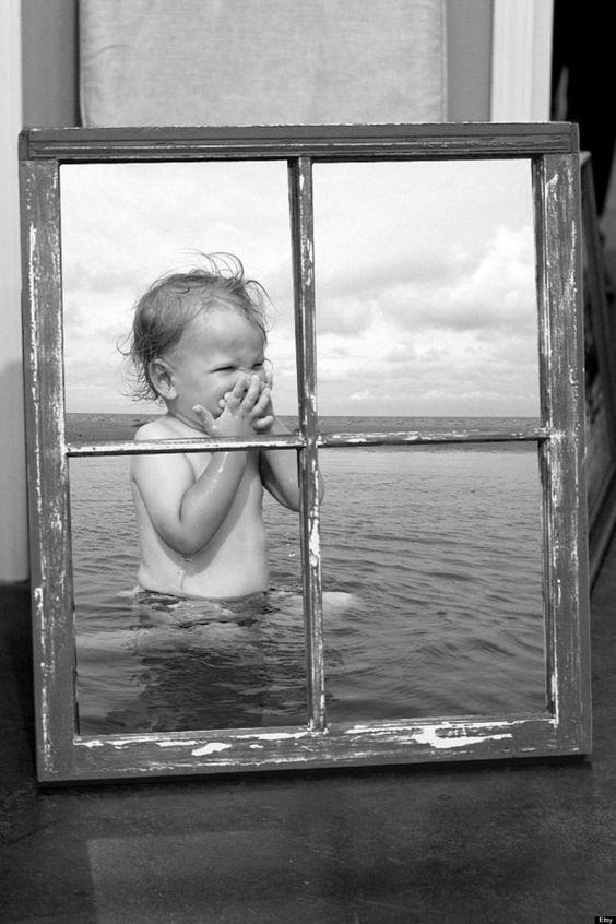 25 maneras de reutilizar llas puertas de ventanas viejas 9