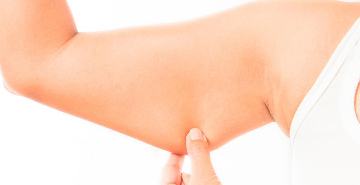 5 ejercicios para acabar con los brazos flacidos