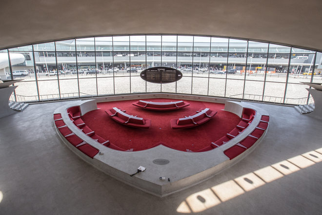 Hyperlapse of TWA Terminal