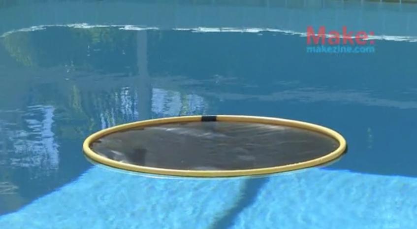 aros para calentar el agua de la piscina 2