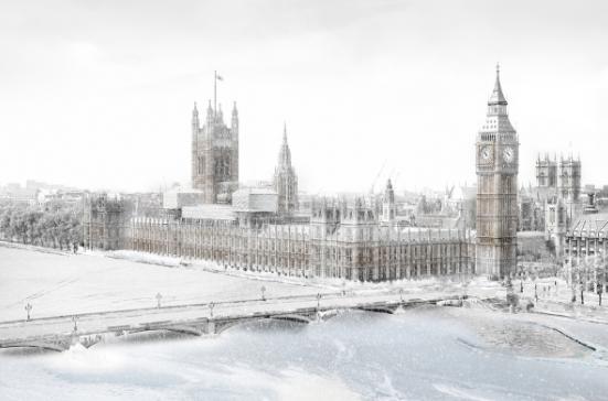 Londres en el futuro