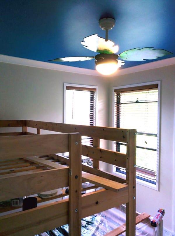 cama casa arbol 1