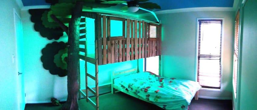 cama casa arbol 11