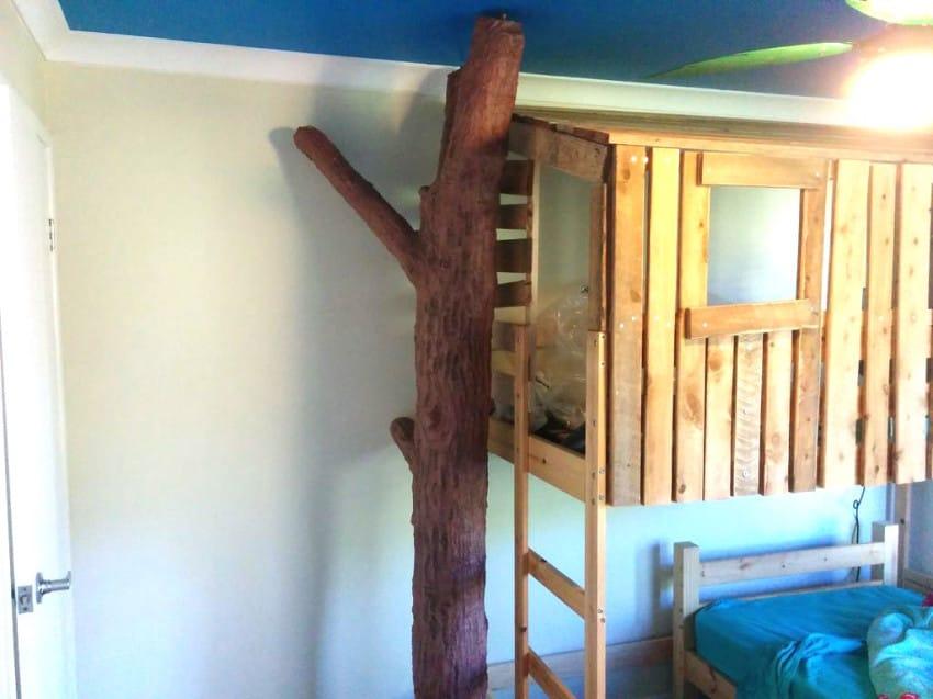 cama casa arbol 7