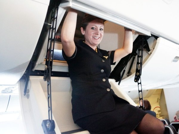 camas azafatas avion 5