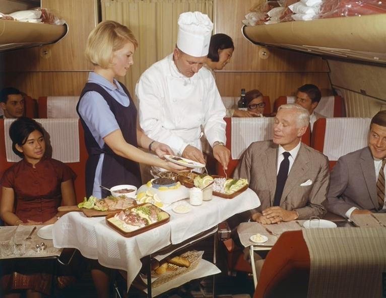 comida avion antes 3