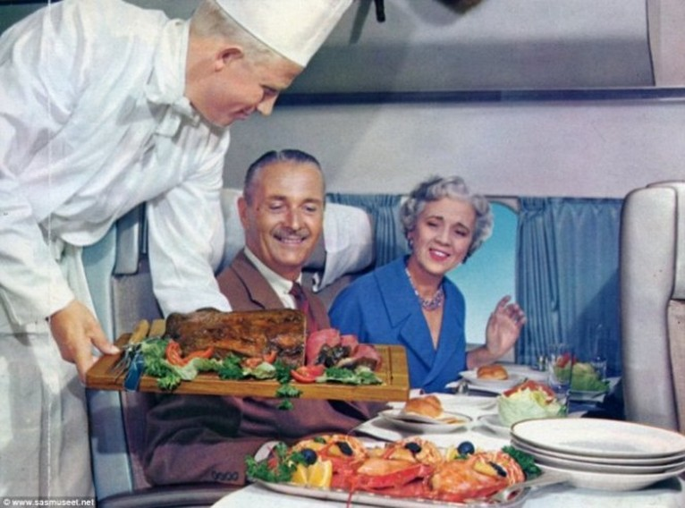 comida avion antes 4