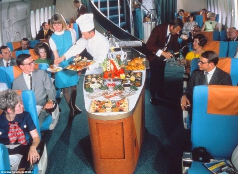 comida avion antes 6