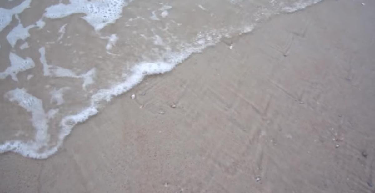 Parece una ola normal y corriente, no te imaginas lo que esconde debajo