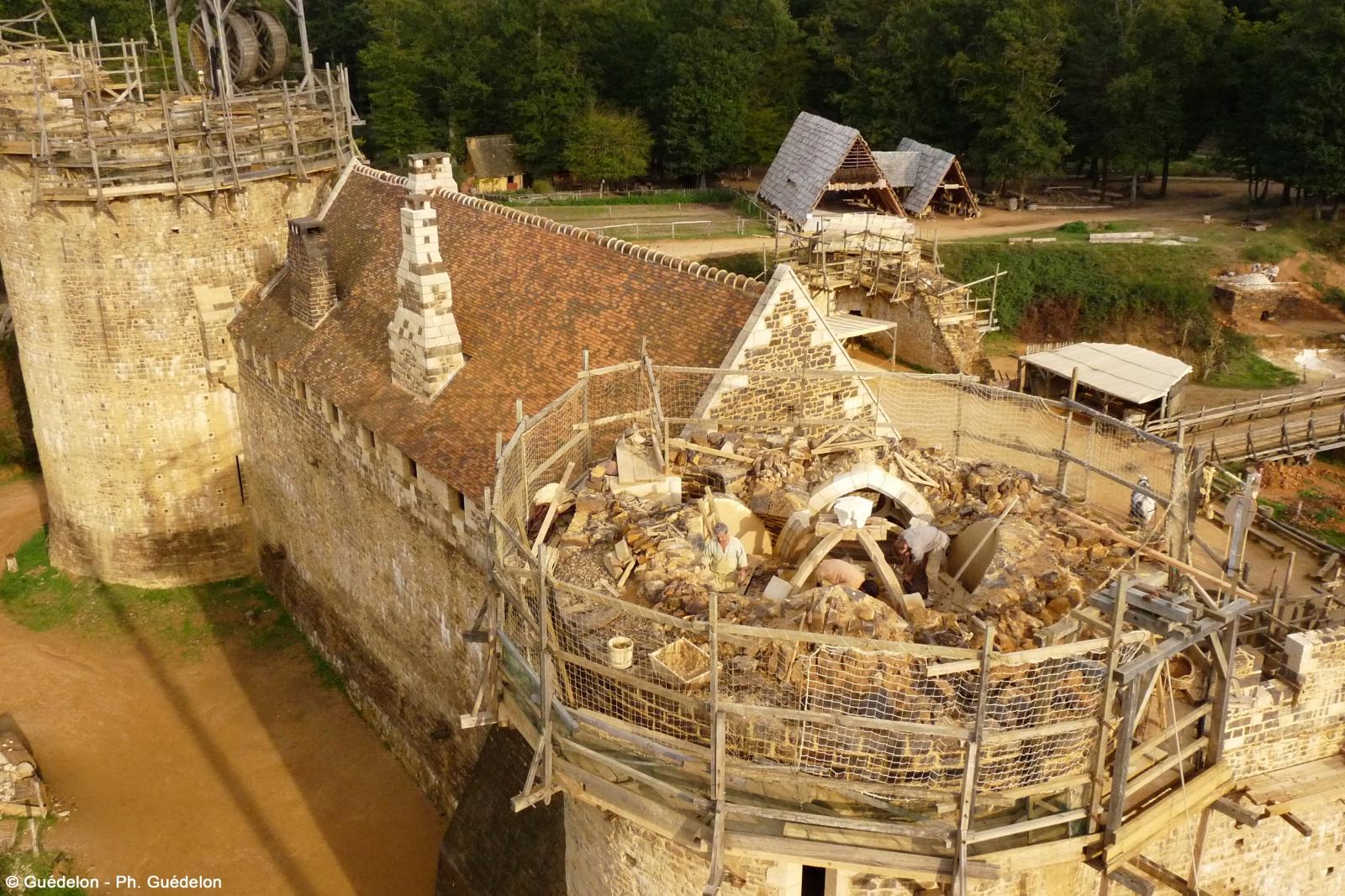 el castillo de guedelon 4