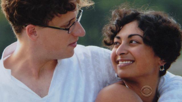 El ex ingeniero Eric Minikel y su esposa Sonia