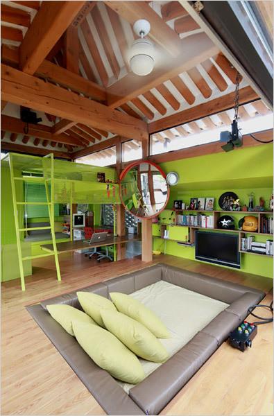 habitaciones que todos querriamos tener 10