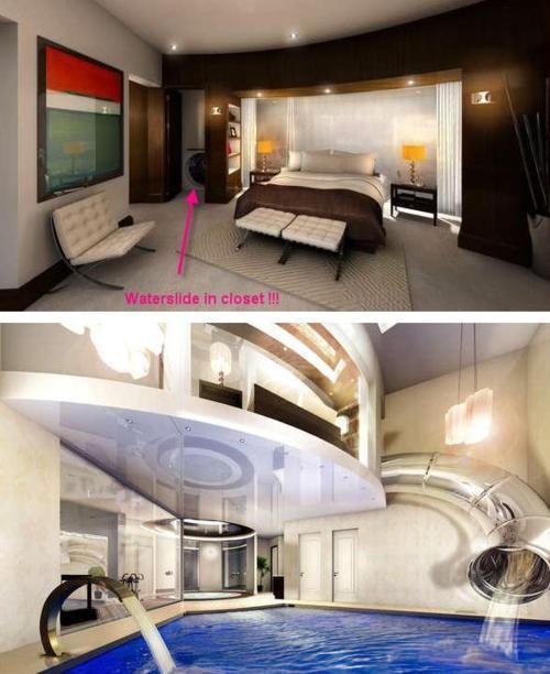 habitaciones que todos querriamos tener 25